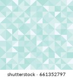 abstract retro pattern of... | Shutterstock .eps vector #661352797