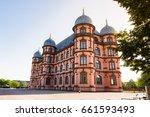 Gottesaue Palace Castle Schlos...