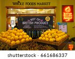london  united kingdom  22 jun... | Shutterstock . vector #661686337