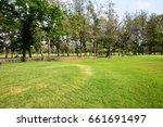 parks | Shutterstock . vector #661691497