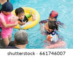 chiangmai  thailand   june  03  ... | Shutterstock . vector #661746007