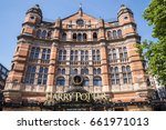 london  uk   june 14th 2017  a... | Shutterstock . vector #661971013