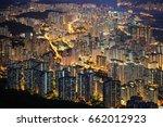building city in commercial... | Shutterstock . vector #662012923