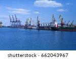 odessa  ukraine   june 16  2017 ... | Shutterstock . vector #662043967