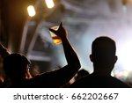 barcelona   jun 1  a man full...   Shutterstock . vector #662202667
