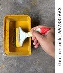 painter | Shutterstock . vector #662335663
