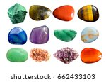 Collection Mineral Stones...