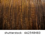 wooden floor background | Shutterstock . vector #662548483