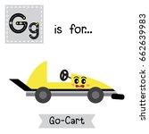 letter g cute children colorful ...