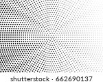 abstract halftone dotted...   Shutterstock .eps vector #662690137