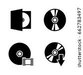 compact disk. simple related...