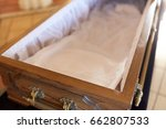 funeral and mourning concept  ... | Shutterstock . vector #662807533