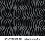 tiger pattern  print  stripes ... | Shutterstock .eps vector #662826157