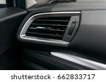 automotive air conditioning | Shutterstock . vector #662833717