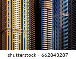dubai  uae   apr 10  2013 ... | Shutterstock . vector #662843287
