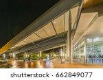 ssr airport  mauritius   june... | Shutterstock . vector #662849077