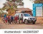 lilongwe  malawi   september 04 ... | Shutterstock . vector #662885287