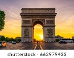 Paris Arc De Triomphe Triumphal - Fine Art prints