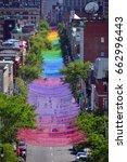 montreal quebec canada 06 12 17 ... | Shutterstock . vector #662996443