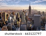 new york city  nyc  usa | Shutterstock . vector #663122797