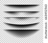 a blank banner is a sheet of...   Shutterstock .eps vector #663452563