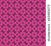 seamless pattern. modern...   Shutterstock . vector #663483073