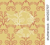 A Seamless Vector Pattern A...