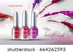 vector illustration of a... | Shutterstock .eps vector #664262593