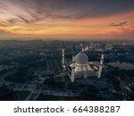 shah alam  malaysia   27 april...   Shutterstock . vector #664388287