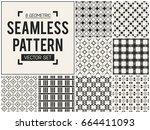 abstract concept vector... | Shutterstock .eps vector #664411093
