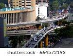 quezon city  philippines   june ... | Shutterstock . vector #664572193