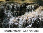waterfall | Shutterstock . vector #664723903