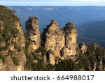 Three Sisters  Blue Mountains...