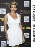 Small photo of New York, NY - JUNE 22, 2017: Actress Alexandra Billings attends Saks For Your Consideration Emmy Windows Unveiling at Saks Fifth Avenue
