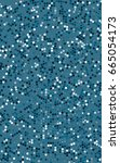 light blue pattern with colored ... | Shutterstock . vector #665054173