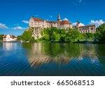 Sigmaringen Castle  Upper...