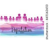 illustration poster or banner... | Shutterstock .eps vector #665162653