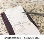 soft focus  shallow dof a... | Shutterstock . vector #665206183