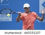 hua hin  thailand june 15... | Shutterstock . vector #665251237