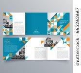 brochure design  brochure... | Shutterstock .eps vector #665262667