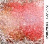 red christmas grunge texture... | Shutterstock . vector #66540772