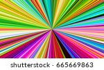 color light speed up... | Shutterstock . vector #665669863