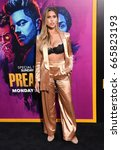 Small photo of LOS ANGELES - JUN 20: Kara Del Toro arrives for the AMC Season Two 'Preacher' Premiere Screening on June 20, 2017 in Los Angeles, CA