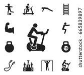 set of 12 editable exercise...