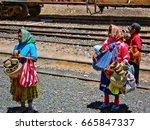 devisadero  copper canyon ...   Shutterstock . vector #665847337