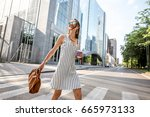 lifestyle portrait of a... | Shutterstock . vector #665973133