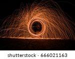 Light Painting  Pyrotechnic...