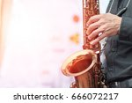 World Jazz Festival. Saxophone...