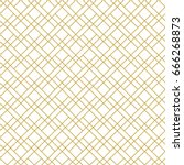 seamless vector pattern. modern ...   Shutterstock .eps vector #666268873