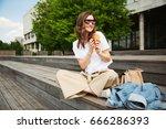 Outdoors Lifestyle Fashion Portrait Cheerful - Fine Art prints
